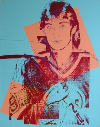 Warhol Gretzky TP10