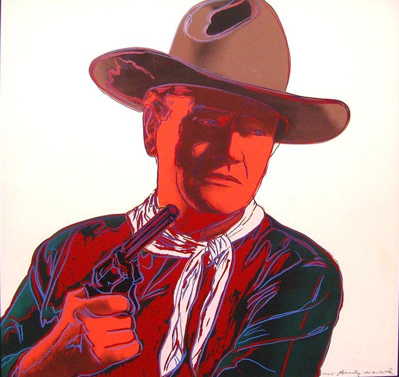 Warhol Wayne 64 RE