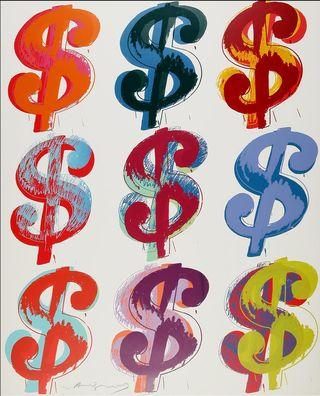 Warhol 9 Dollar CB