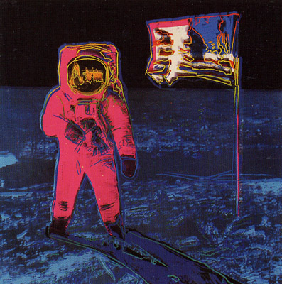 Warhol Moonwalk pink
