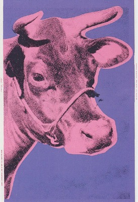 Warhol Cow 12A