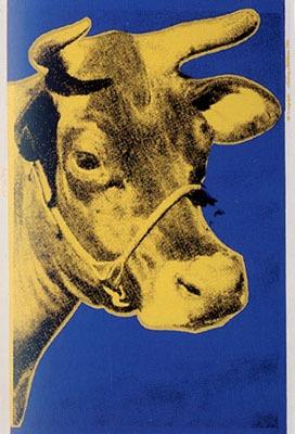 Warhol Cow 12
