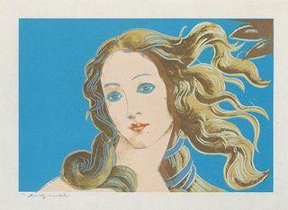 Warhol Birth Venus 319