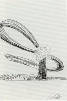 Warhol B&W Flowers