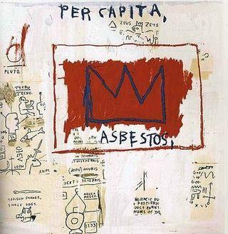 Basquiat Capita 400