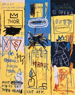 Basquiat Charles 400
