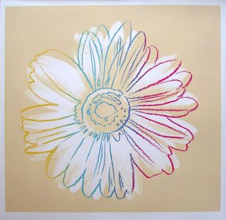 Warhol Daisy
