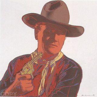 Warhol John Wayne