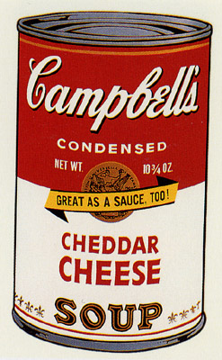 WarholcampbellsCheddarCheese