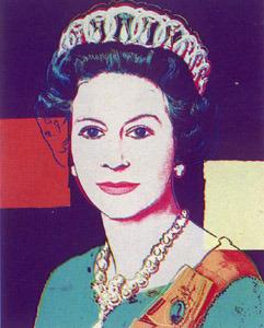 Warhol Queen Elizabeth