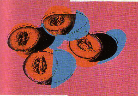 Warhol Cantaloupes II