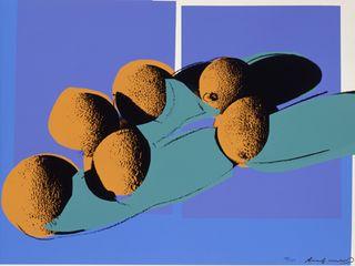 Warhol Cantaloupes I