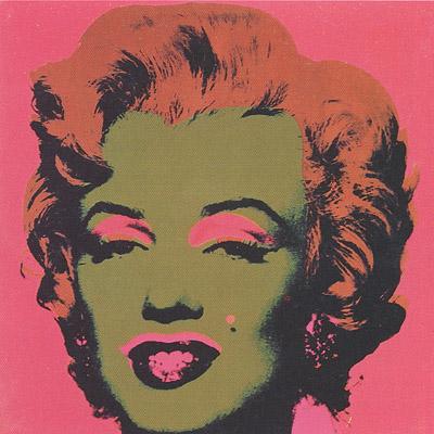 Warhol Marilyn 27