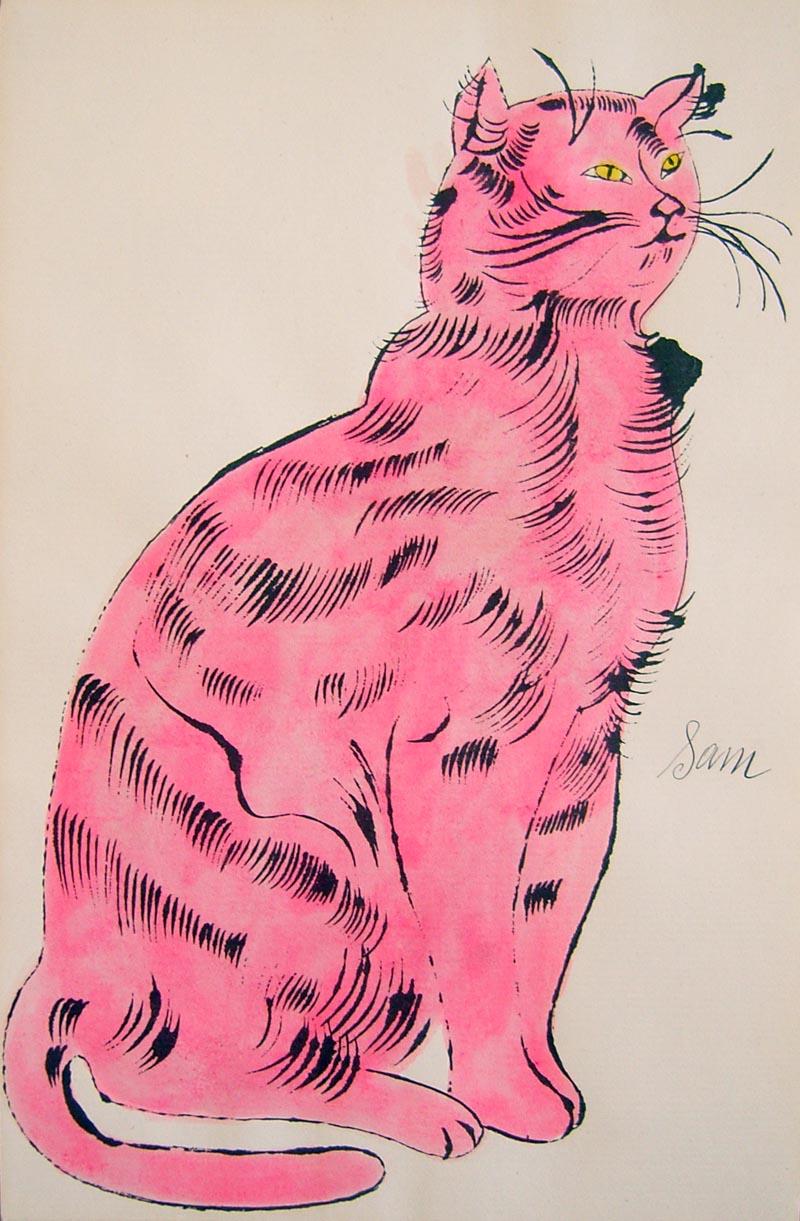 Warhol Sam IV56B