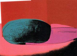 Warhol Space Fruit Watermelon