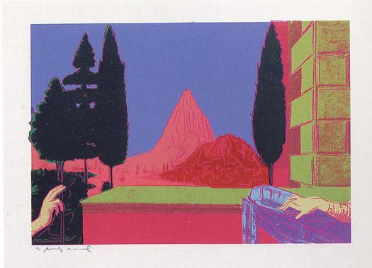Warhol Annunciation