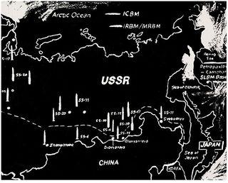 Warhol Missile Map Neg A