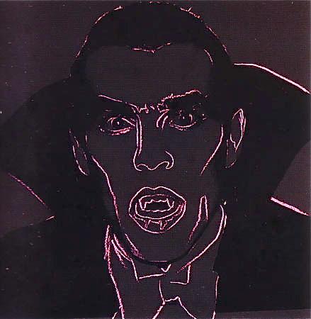 Warhol Dracula