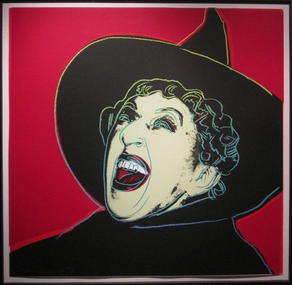 Warhol Witch HC4