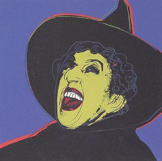 Warhol Witch