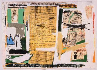 BasquiatJawbone