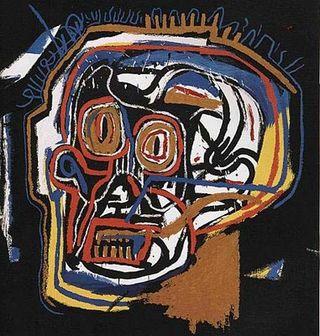 Basquiat Untitled Head